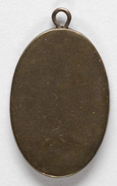 Luis Alba - Medalla de la Virgen del Sagrario - 127 reverso