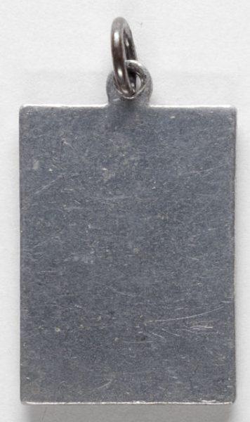Luis Alba - Medalla de la Virgen del Sagrario - 129 reverso