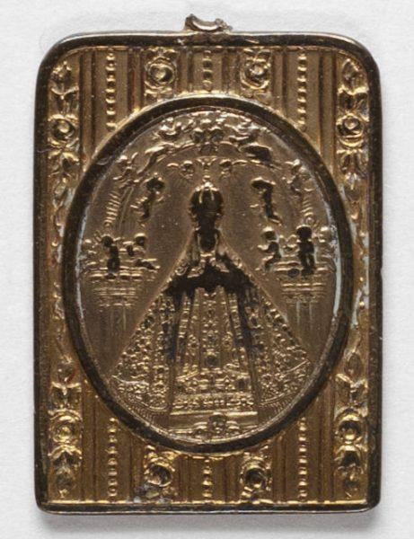 Luis Alba - Medalla de la Virgen del Sagrario - 131 anverso