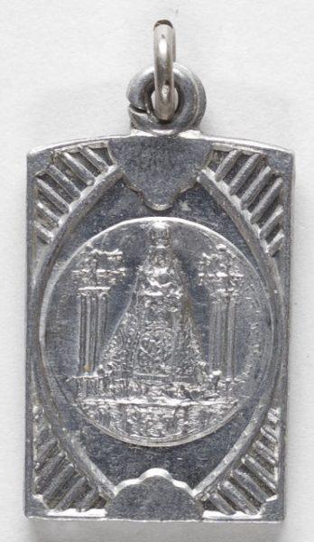 Luis Alba - Medalla de la Virgen del Sagrario - 132 anverso