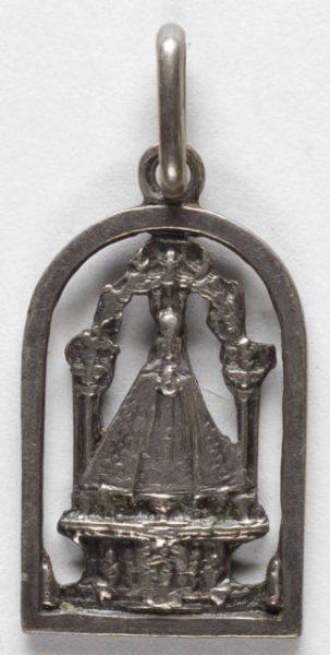 Luis Alba - Medalla de la Virgen del Sagrario - 134 anverso