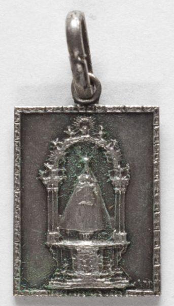 Luis Alba - Medalla de la Virgen del Sagrario - 135 anverso
