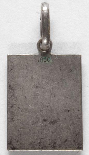 Luis Alba - Medalla de la Virgen del Sagrario - 135 reverso