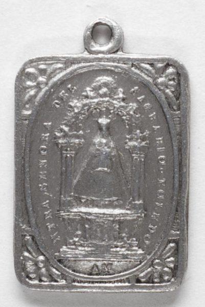 Luis Alba - Medalla de la Virgen del Sagrario - 138 anverso