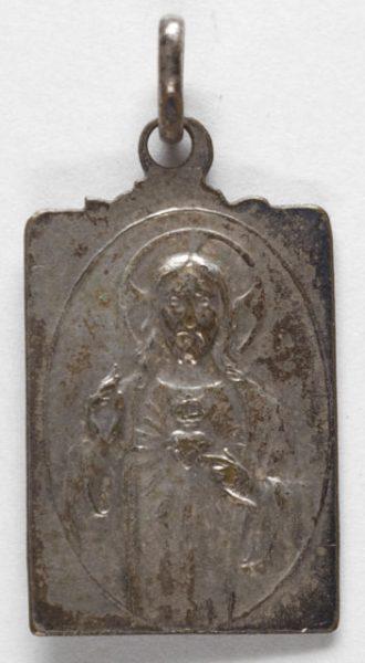 Luis Alba - Medalla de la Virgen del Sagrario - 139 reverso