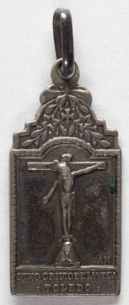 Luis Alba - Medalla de la Virgen del Sagrario - 140 reverso