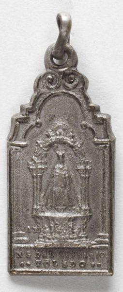 Luis Alba - Medalla de la Virgen del Sagrario - 141 anverso