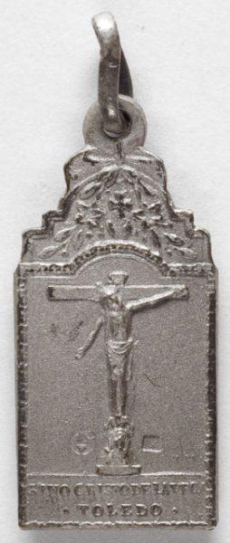 Luis Alba - Medalla de la Virgen del Sagrario - 141 reverso