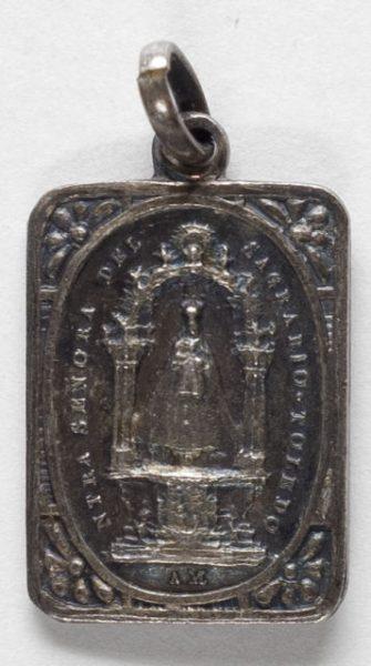 Luis Alba - Medalla de la Virgen del Sagrario - 142 anverso
