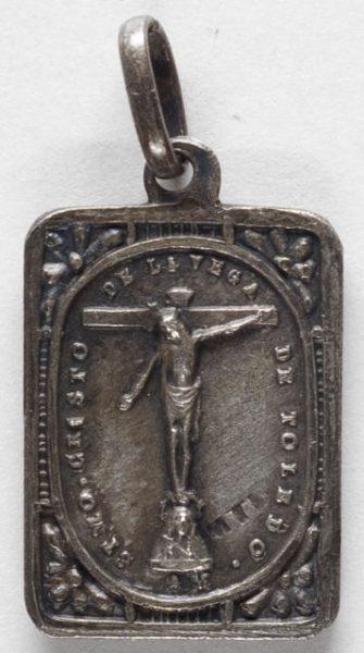 Luis Alba - Medalla de la Virgen del Sagrario - 142 reverso
