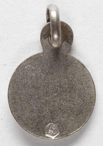Luis Alba - Medalla de la Virgen del Sagrario - 146 reverso