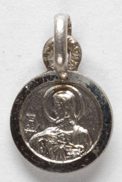 Luis Alba - Medalla de la Virgen del Sagrario - 150 reverso