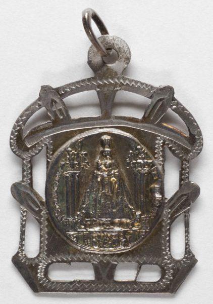 Luis Alba - Medalla de la Virgen del Sagrario - 152 anverso