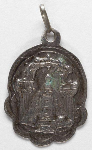 Luis Alba - Medalla de la Virgen del Sagrario - 153 anverso