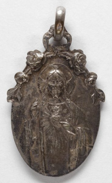 Luis Alba - Medalla de la Virgen del Sagrario - 154 reverso