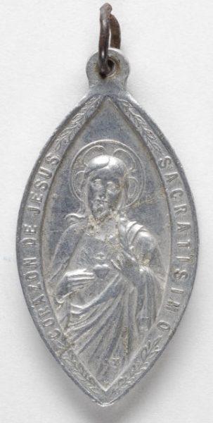 Luis Alba - Medalla de la Virgen del Sagrario - 155 reverso