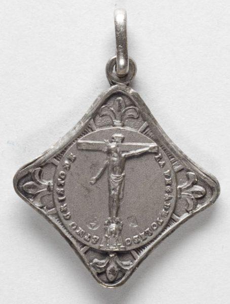 Luis Alba - Medalla de la Virgen del Sagrario - 156 reverso