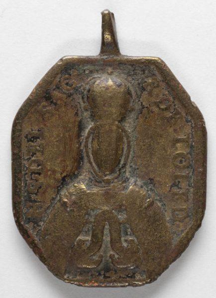 Luis Alba - Medalla de la Virgen del Sagrario - 157 anverso