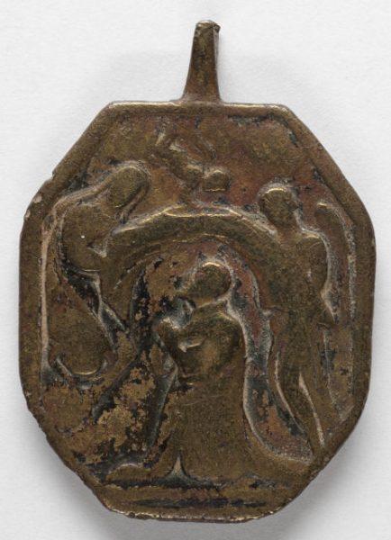 Luis Alba - Medalla de la Virgen del Sagrario - 157 reverso