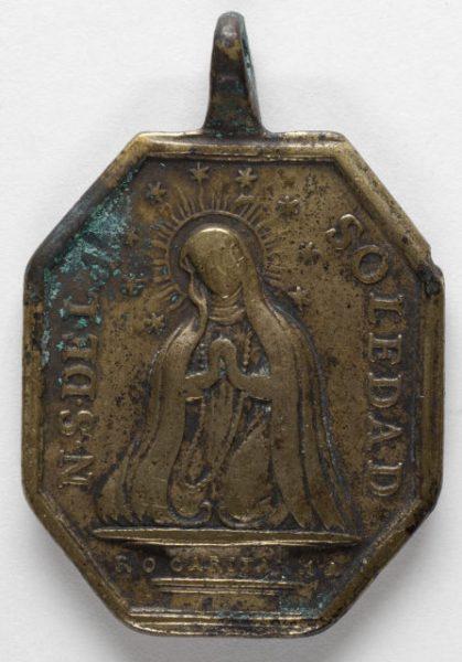 Luis Alba - Medalla de la Virgen del Sagrario - 159 reverso