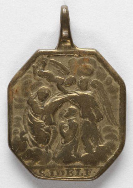 Luis Alba - Medalla de la Virgen del Sagrario - 160 reverso