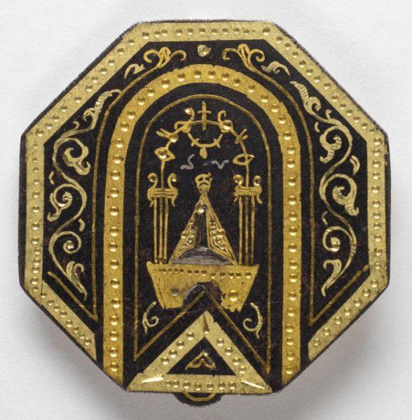 Luis Alba - Medalla de la Virgen del Sagrario - 163 anverso