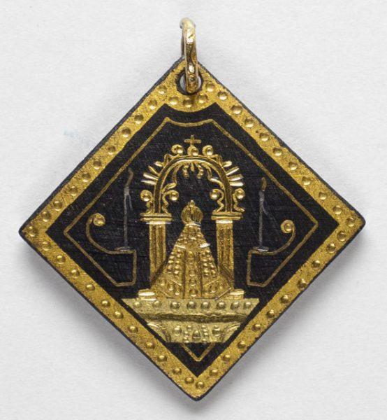 Luis Alba - Medalla de la Virgen del Sagrario - 164 anverso