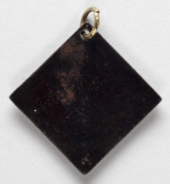 Luis Alba - Medalla de la Virgen del Sagrario - 164 reverso