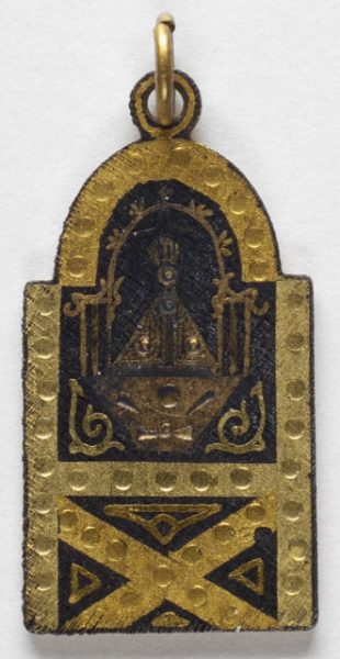 Luis Alba - Medalla de la Virgen del Sagrario - 165 anverso