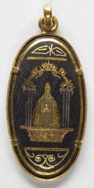 Luis Alba - Medalla de la Virgen del Sagrario - 166 anverso