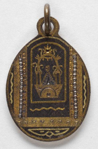 Luis Alba - Medalla de la Virgen del Sagrario - 168 anverso