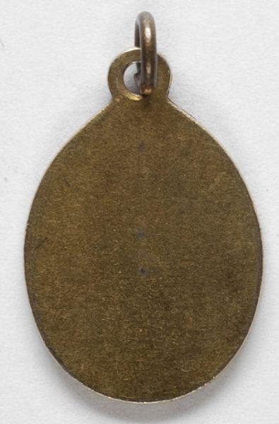 Luis Alba - Medalla de la Virgen del Sagrario - 168 reverso