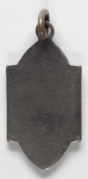 Luis Alba - Medalla de la Virgen del Sagrario - 169 reverso