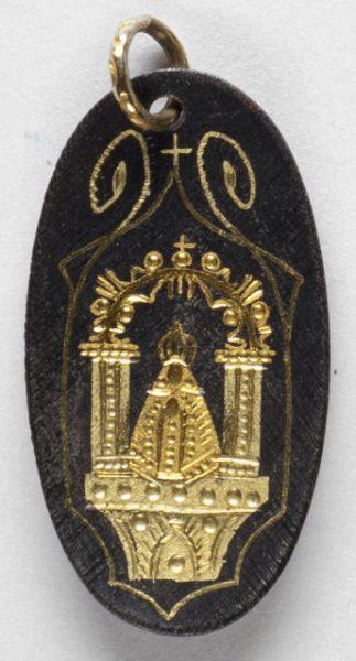 Luis Alba - Medalla de la Virgen del Sagrario - 170 anverso