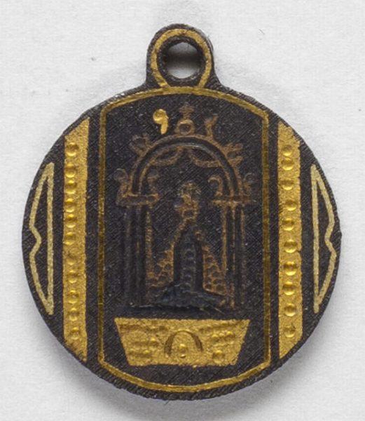 Luis Alba - Medalla de la Virgen del Sagrario - 171 anverso