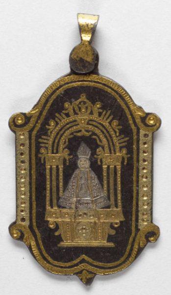 Luis Alba - Medalla de la Virgen del Sagrario - 172 anverso