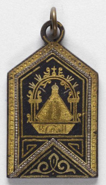 Luis Alba - Medalla de la Virgen del Sagrario - 173 anverso