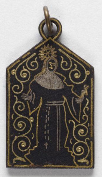 Luis Alba - Medalla de la Virgen del Sagrario - 173 reverso