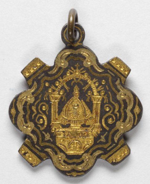 Luis Alba - Medalla de la Virgen del Sagrario - 174 anverso