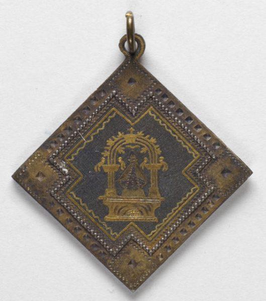Luis Alba - Medalla de la Virgen del Sagrario - 175 anverso