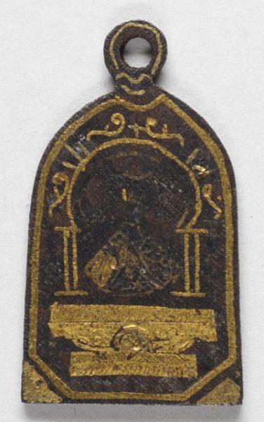 Luis Alba - Medalla de la Virgen del Sagrario - 178 anverso