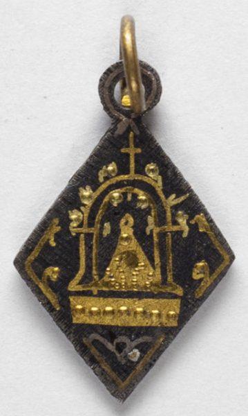 Luis Alba - Medalla de la Virgen del Sagrario - 180 anverso