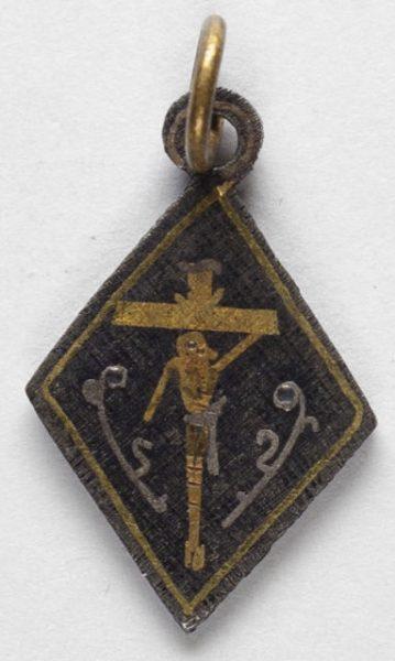 Luis Alba - Medalla de la Virgen del Sagrario - 180 reverso
