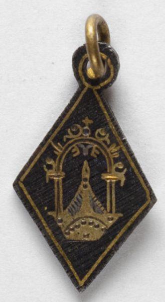 Luis Alba - Medalla de la Virgen del Sagrario - 181 anverso