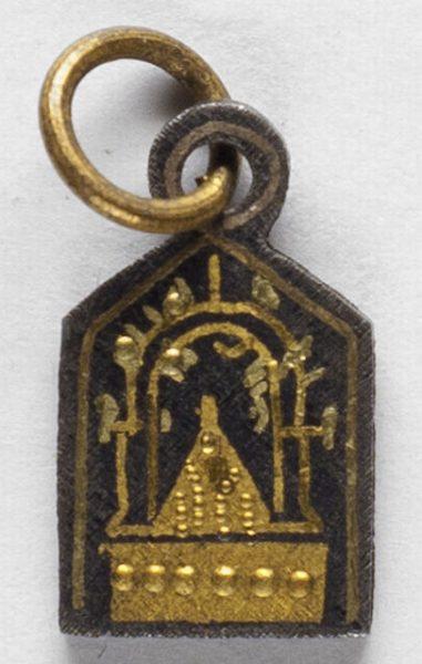 Luis Alba - Medalla de la Virgen del Sagrario - 182 anverso