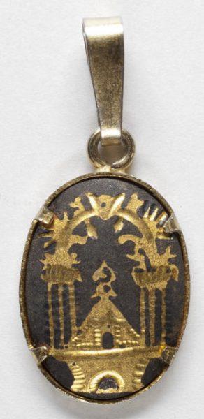 Luis Alba - Medalla de la Virgen del Sagrario - 183 anverso