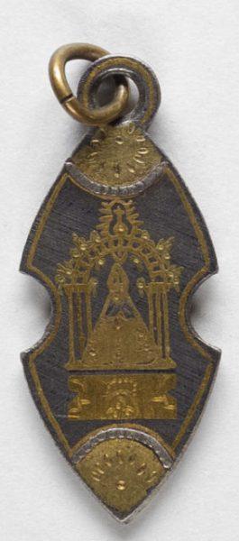 Luis Alba - Medalla de la Virgen del Sagrario - 184 anverso