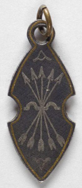Luis Alba - Medalla de la Virgen del Sagrario - 184 reverso