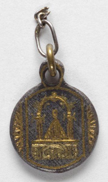 Luis Alba - Medalla de la Virgen del Sagrario - 187 anverso
