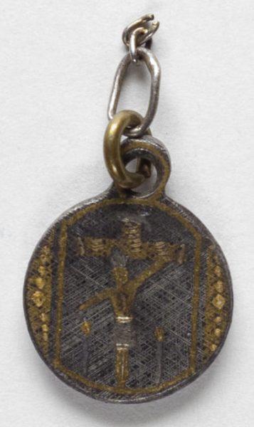 Luis Alba - Medalla de la Virgen del Sagrario - 187 reverso